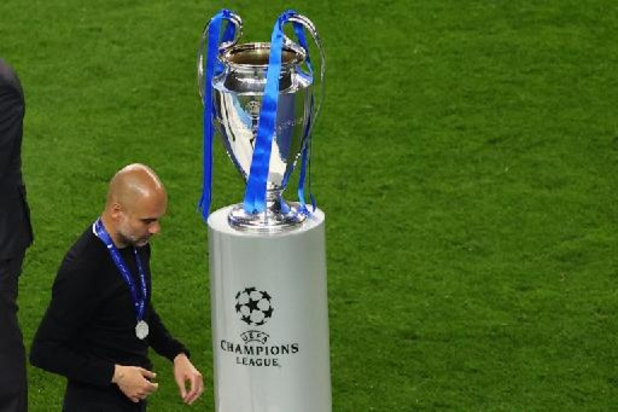 """Ligue des Champions - Malgré la finale perdue, Guardiola salue """"la saison exceptionnelle"""" de City"""