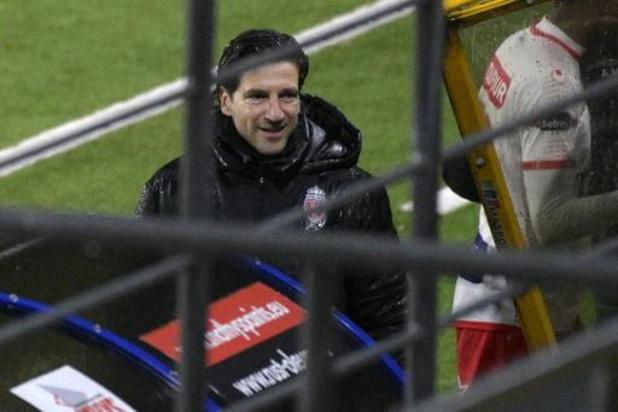 Jupiler Pro League - Deux matchs effectifs pour le coach de Mouscron Simao, Cuesta (Genk) et Brogno