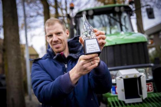 Vélo de Cristal - Tim Declercq égale Iljo Keisse avec un 3e trophée d'Équipier de l'Année