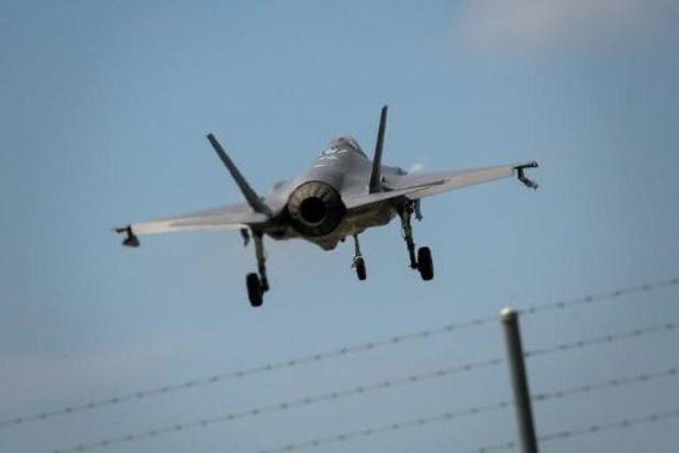 België investeert 300 miljoen euro voor komst van F-35
