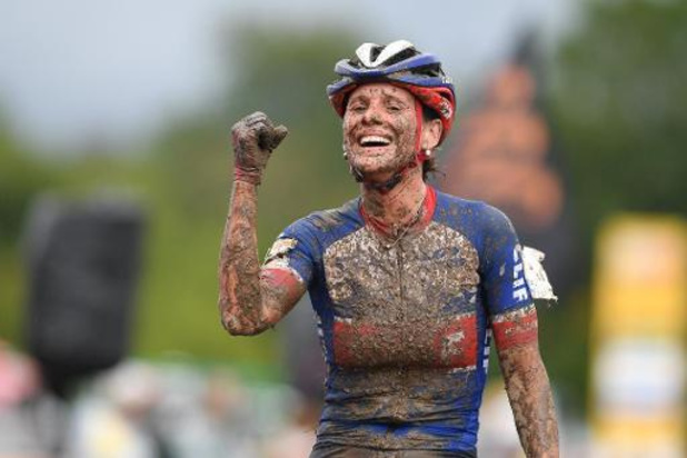 WB veldrijden Waterloo - Tsjechische Katerina Nash wint in Waterloo en is de nieuwe leidster