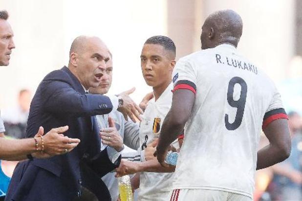 """EK 2020 - Martinez waarschuwt: """"Kunnen ons niet veroorloven nog eens 45 minuten weg te geven"""""""