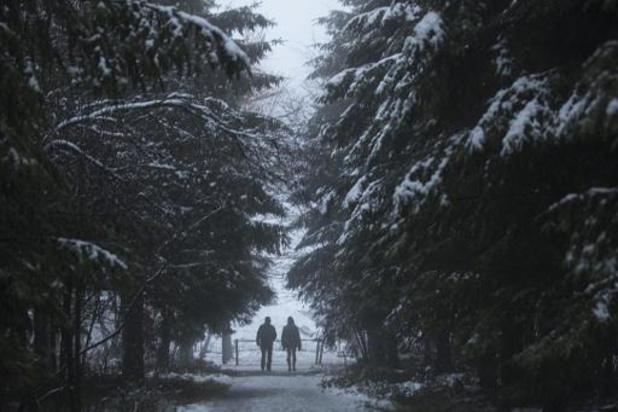 De la neige attendue sur l'Ardenne