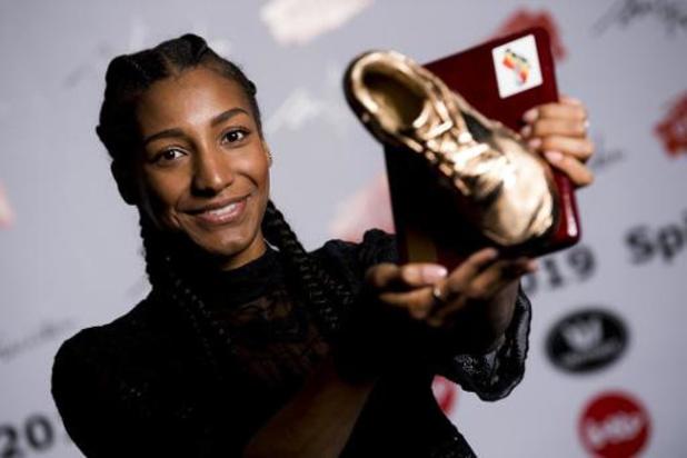 """Nafi Thiam ziet Spelen van 2024 als een """"mogelijk mooi eindpunt"""" van haar carrière"""