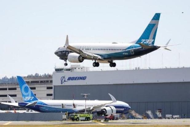 Amerikaanse luchtvaartmaatschappijen plannen weer vluchten met 737 MAX