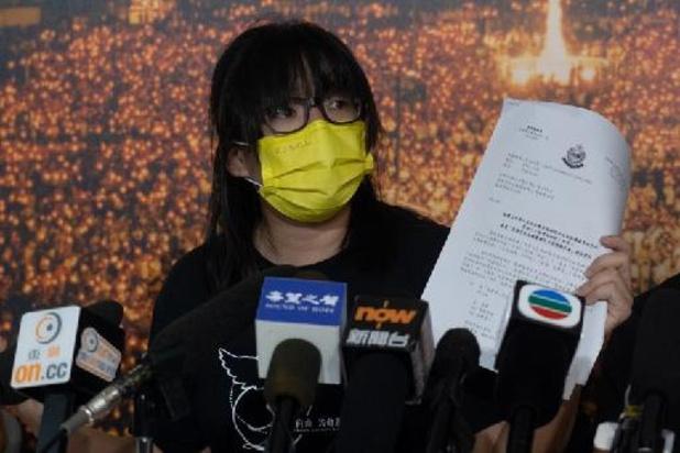 Opnieuw vier activisten gearresteerd in Hongkong