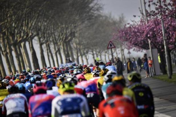 Les courses cyclistes autorisées avec plus de 50 coureurs le 1er juillet en Flandre