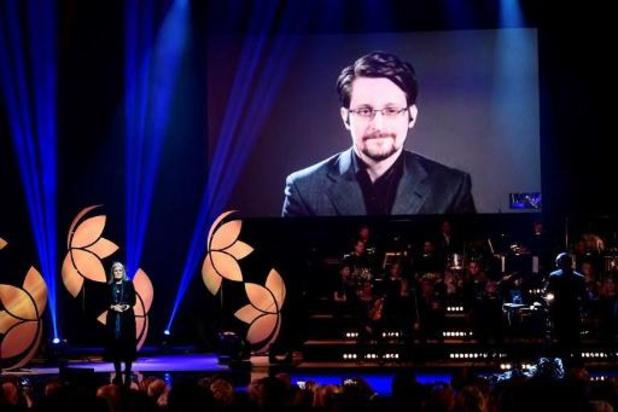 Opbrengst van Snowdens boek naar Amerikaanse staat