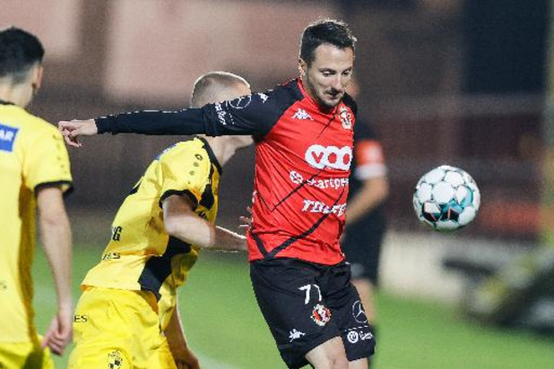 Danijel Milicevic et Seraing se séparent