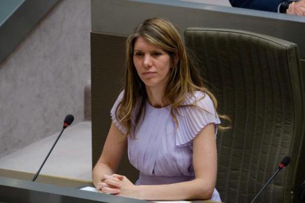Ook Els Ampe kandidaat-voorzitter bij Open Vld