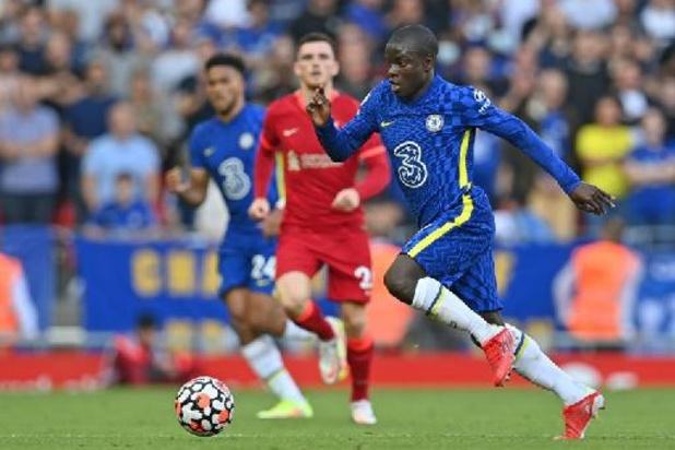Chelsea privé de Kanté et Pulisic pour entamer la défense de son titre en Ligue des Champions