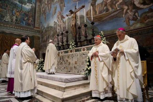 Twee kardinalen in Vaticaanstad testen positief op corona