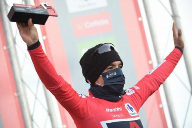 La Vuelta toujours épargnée par le Covid-19 après deux semaines de course