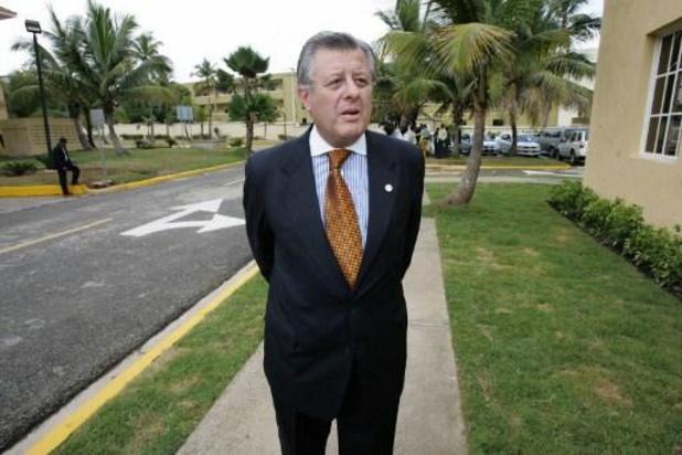 Pérou: Oscar Maurtua, nouveau ministre des Affaires étrangères