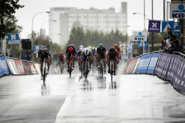 Brussels Cycling Classic - Davide Ballerini komt weg met enkel schaafwonden