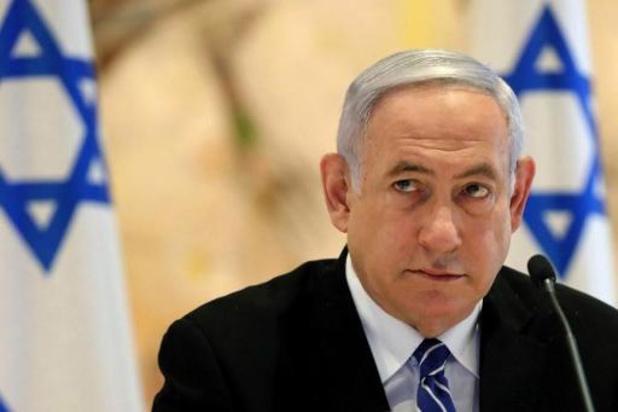 """Israëlische premier gewaagt van """"couppoging"""""""