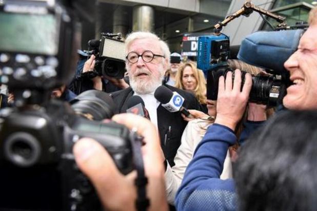Affaire Pell: des médias australiens seront jugés pour violation du black-out