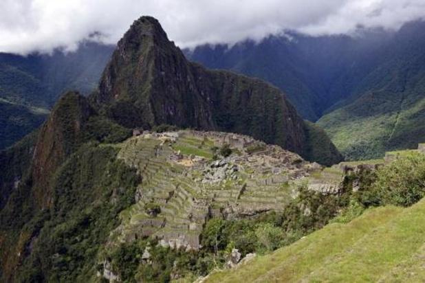 Pérou: le président lance une campagne de reforestation du Machu Picchu