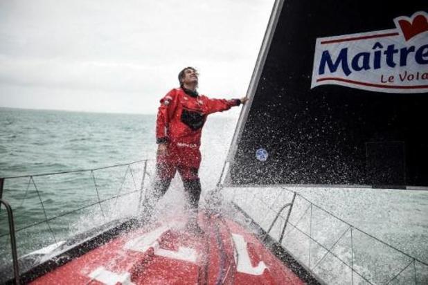 Une société belge sélectionnée comme fournisseur météo pour le Vendée Globe