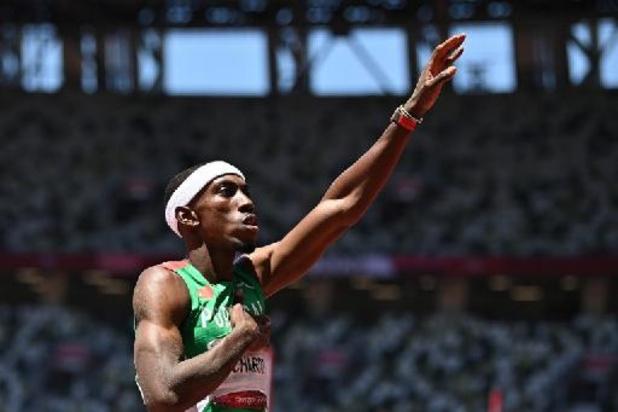 OS 2020 - Portugees Pedro Pichardo is de beste in het hink-stap-springen