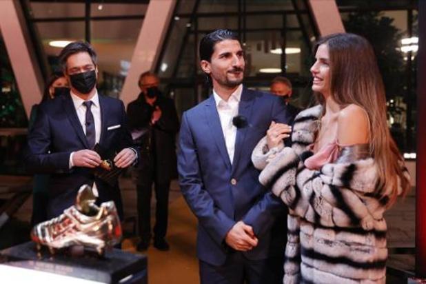"""Gouden Schoen - Refaelov wint eerste Gouden Schoen: """"Bekroning voor tien jaar in België"""""""