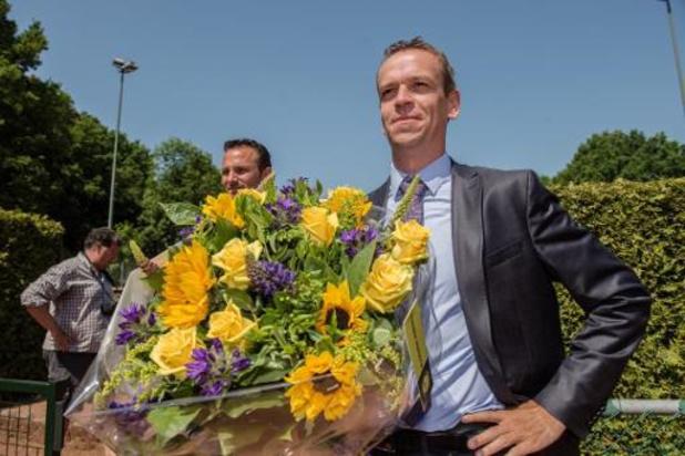 """Gijs Kooken, CEO Tennis Vlaanderen, is verrast maar blij: """"Kim is een buitengewone atlete"""""""