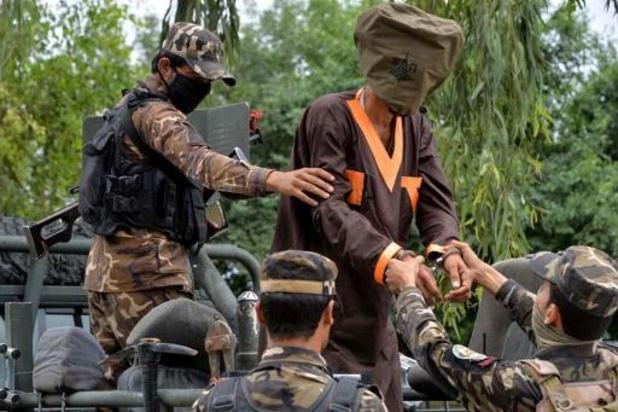 Bijeenkomst van Afghaanse regering en taliban over het ruilen van gevangenen