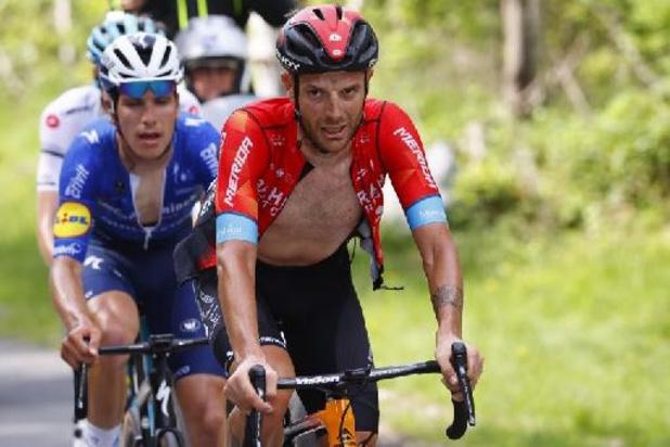 Tour d'Italie - Damiano Caruso gagne à l'Alpe Motta, Egan Bernal reste en rose avant le chrono final