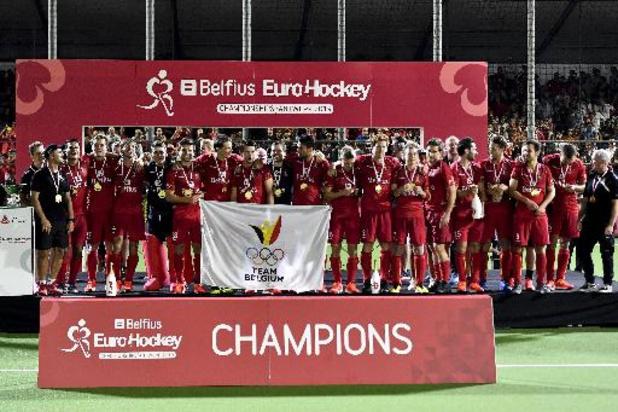 Red Lions starten titelverdediging op 5 juni tegen Spanje