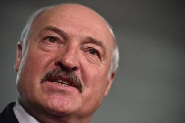 Geschorste Lukashenko hekelt IOC