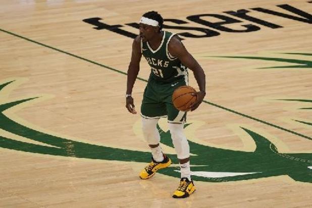 NBA - Vainqueurs d'Atlanta, les Milwaukee Bucks rejoignent les Phoenix Suns en finale NBA