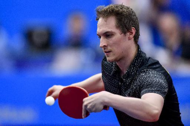 Championnats d'Europe de tennis de table - Tous les Belges éliminés en simple