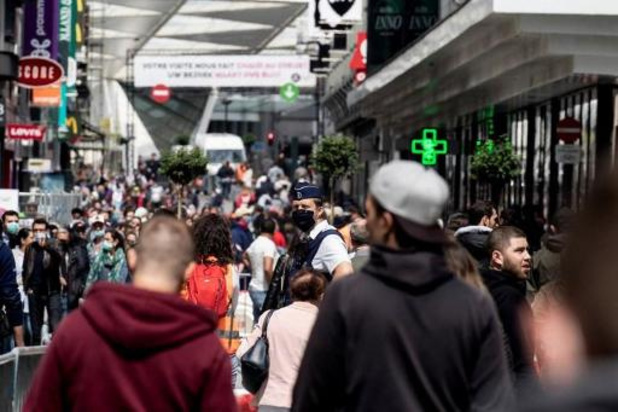 Brusselse jongerenwerkloosheid fors gestegen