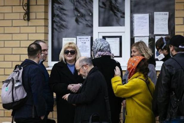 L'opposant russe Navalny est très affaibli et pas soigné, selon son avocate