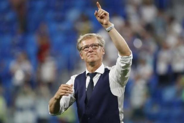 """Euro 2020 - Markku Kanerva : """"Victoire logique mais fier de mes joueurs"""""""