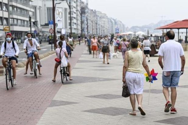 Toestroom richting kust blijft voorlopig uit: 'Wie de regels volgt is welkom'