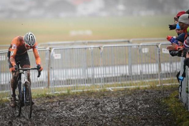 Zeker geen Van der Poel aan de start van Strade Bianche