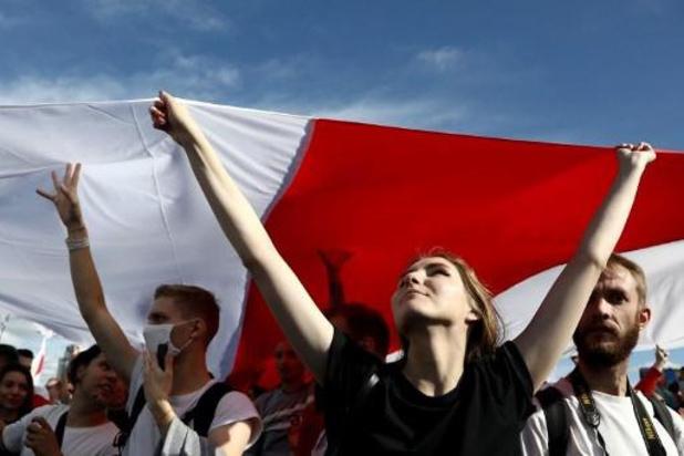 L'opposition bélarusse proposée pour le Prix Sakharov du Parlement européen