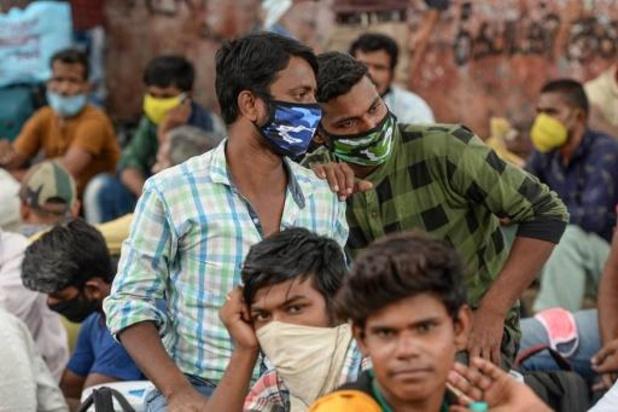 Grootste toename aantal coronagevallen India sinds begin crisis