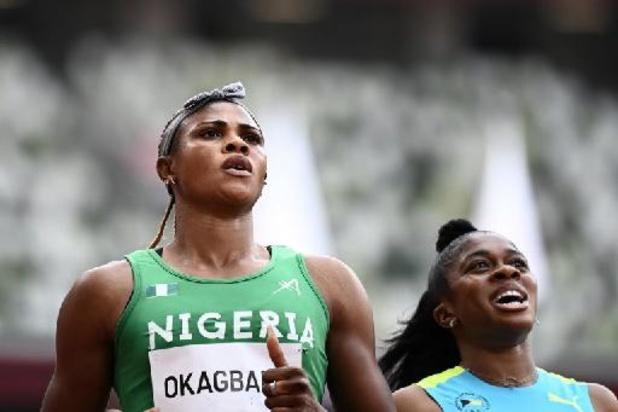 AIU onthult tweede positieve test van Nigeriaanse sprintster Blessing Okagbare