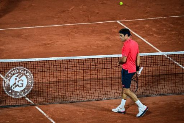 """""""Je ne sais pas si je vais jouer"""" en 8e de finale, s'interroge Federer"""