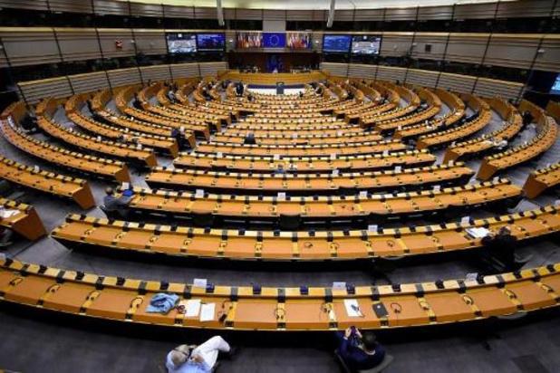 Europees Parlement houdt plenaire vergadering volgende week dan toch in Brussel