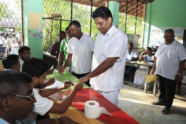 Présidentielle au Sri Lanka: les résultats devraient être connus dimanche, voire lundi