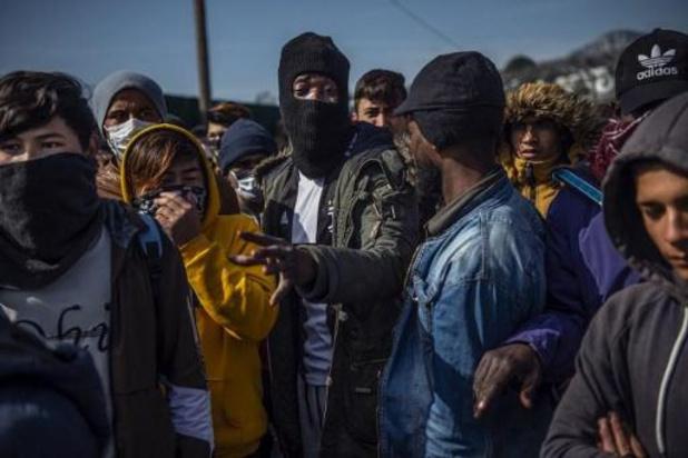 Opschorting van asielaanvragen door Griekenland heeft geen wettelijke basis