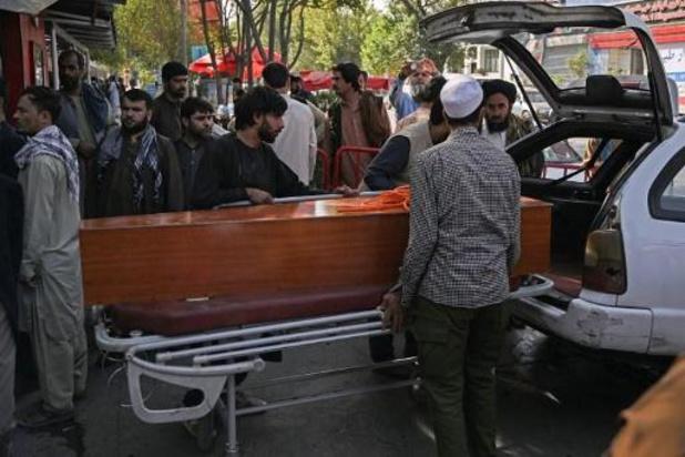 Explosie luchthaven Kaboel - Mogelijk 170 mensen omgekomen, 200 gewonden