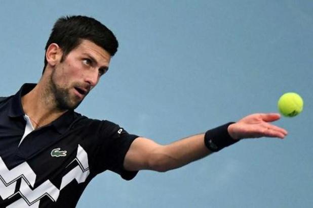 Novak Djokovic sluit seizoen af als nummer een en evenaart record Pete Sampras