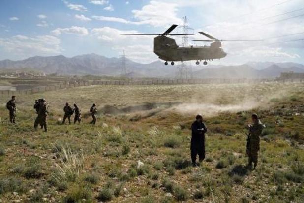 VS en NAVO starten terugtrekking uit Afghanistan