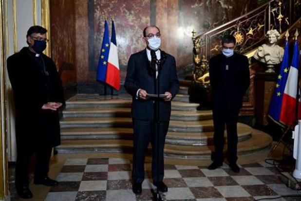Le Premier ministre français à Nice samedi pour un hommage national aux trois victimes