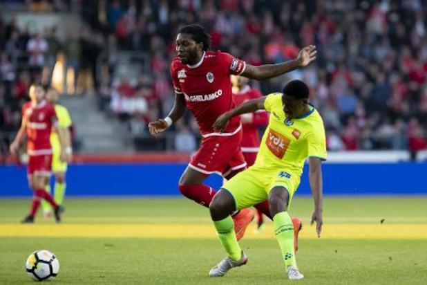 Belgische competitie hervat met inhaalduel Antwerp-Gent