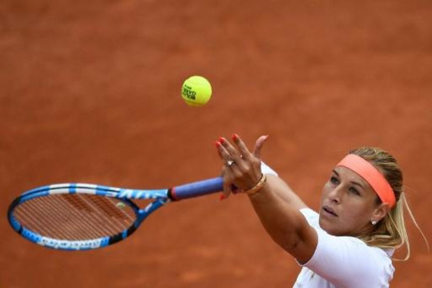 Dominika Cibulkova, finaliste de l'Open d'Australie 2014, met un terme à sa carrière